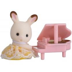 Conejo con piano - Bebe para llevar