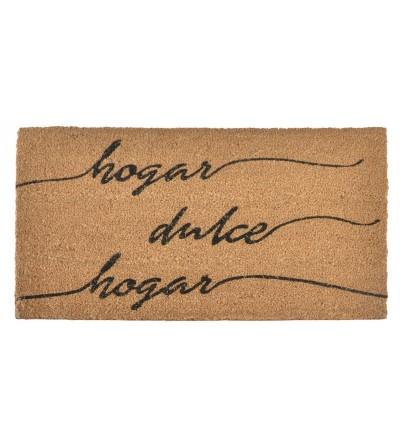 FELPUDO COCO HOGAR DULCE HOGAR