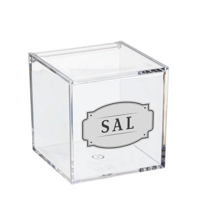 """SALERO ACRÍLICO """"SAL"""""""